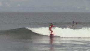 Papara pro Open Tahiti : cas suspect de covid-19, les surfeurs à l'isolement