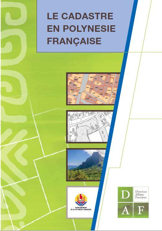 Brochure Cadastre