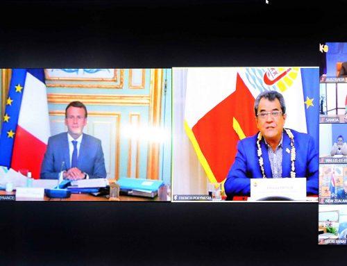 Cinquième sommet France-Océanie