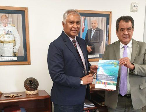L'ONU à l'écoute de la Polynésie française à New York