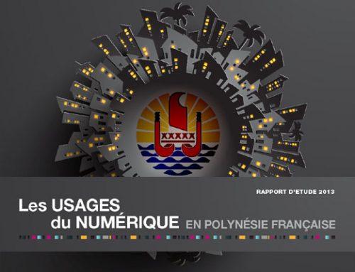 Usages du numérique en Polynésie française