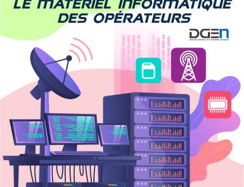 Exonérations matériel informatique des opérateurs