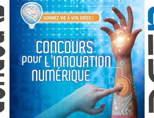 Concours pour l'innovation numérique2017 : 34 projets en compétition