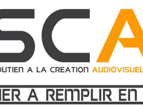 Demande d'aides au Soutien à la Création Audiovisuelle (SCA) en ligne