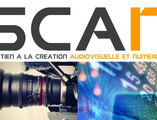 Soutien à la création audiovisuelle et numérique