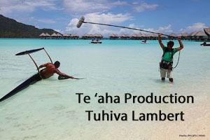 Photo Tuhiva LAMBERT Te 'aha production 300