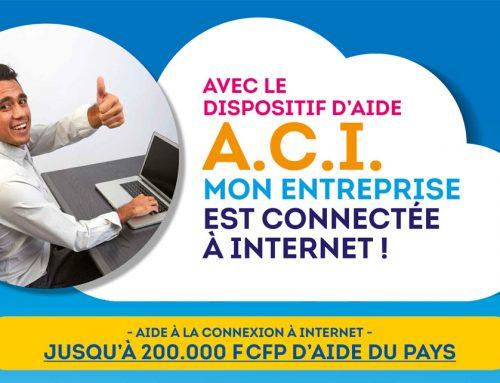 Aide à la connexion à l'Internet (ACI)