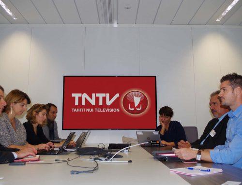 Partenariat entre le géant français des bouquets TV et TNTV