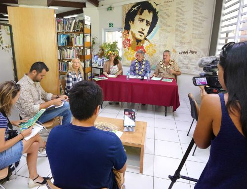 Lancement de l'espace numérique à la médiathèque de la Maison de la Culture