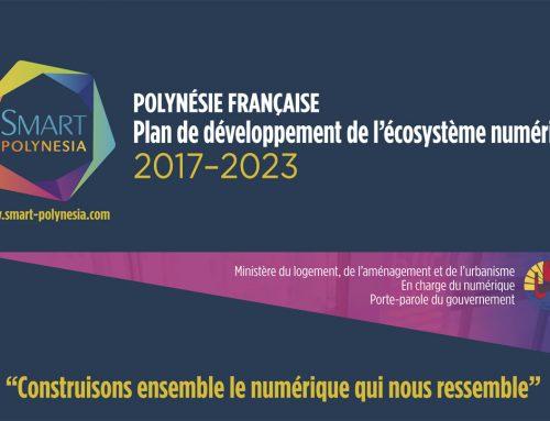 Plan de développement de l'écosystème numérique : Smart Polynésia