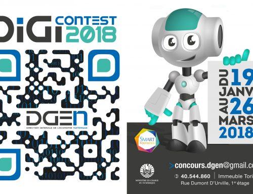 Le Conseil des ministres valide les modalités d'organisation du concours numérique « Digi Contest 2018 »