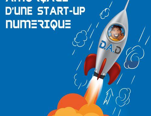 Amorçage d'une start-up numérique