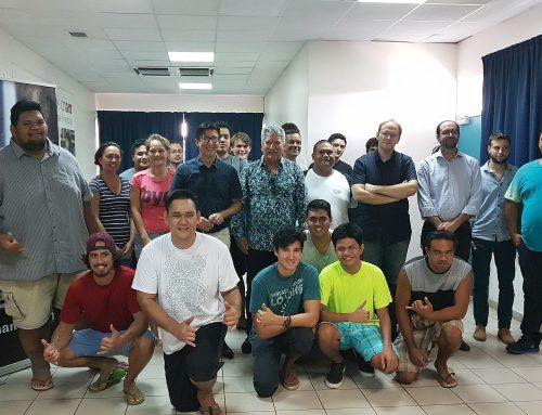 Une deuxième Webjam organisée par le CNAM Polynésie a eu lieu ce week-end
