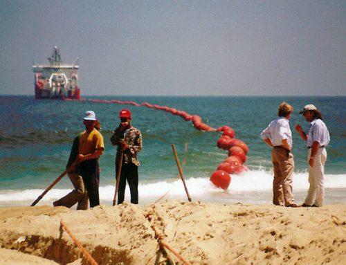 Réception des offres pour le câble Manatua