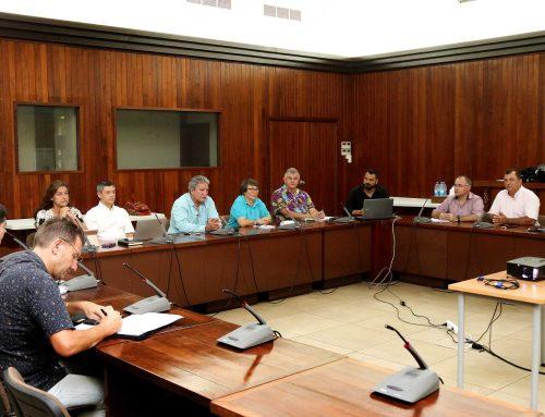 Première réunion de la Task Force « SMART POLYNESIA »