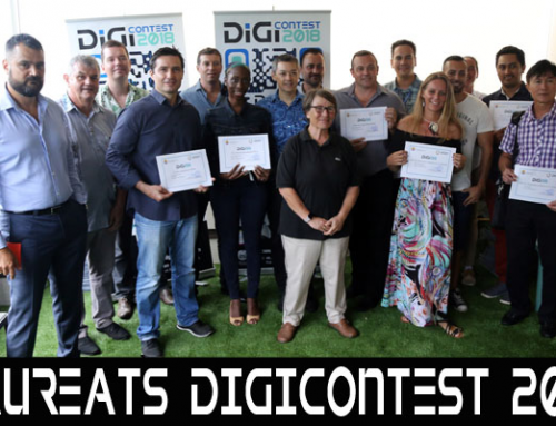 Les lauréats du DigiContest 2018