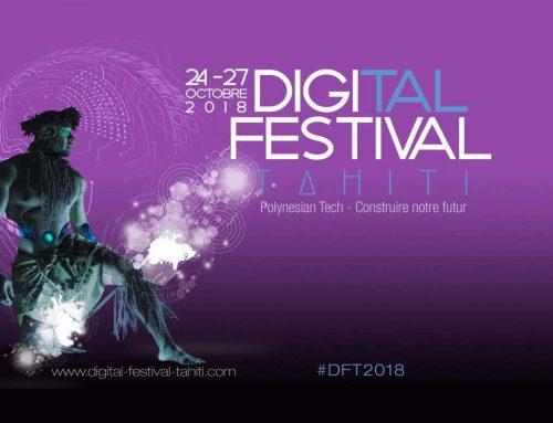 Organisation du 2ème Digital Festival Tahiti