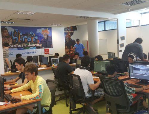 Premier challenge pour les nouveaux étudiants de Poly3D