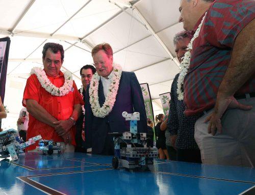 Ouverture du Digital festival Tahiti 2018