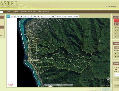 Amélioration de l'accès au numérique : développement de l'application OTIA à la Direction des affaires foncières