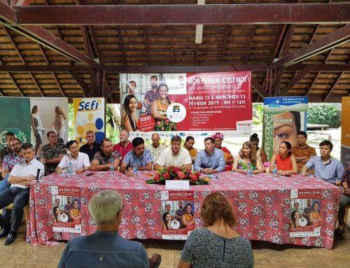 La DGEN présente au 7ème édition du forum de la micro-entreprise les 12 et 13 février prochains à l'assemblée de la Polynésie française