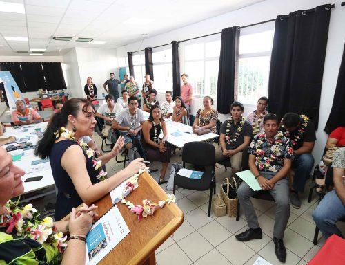 Deuxième édition du Tahiti Code Camp