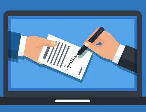 Mise en œuvre des formalités électroniques et coffre-fort numérique