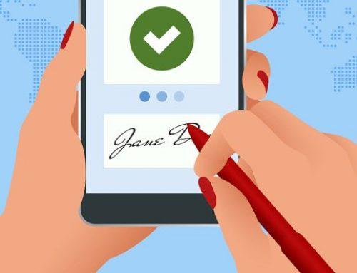 Signature électronique et coffre-fort numérique
