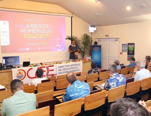 Ouverture des Assises du numérique éducatif de Polynésie française