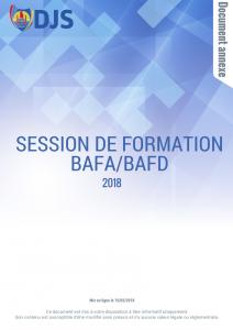 calendrier de stage BAFA/BAFD