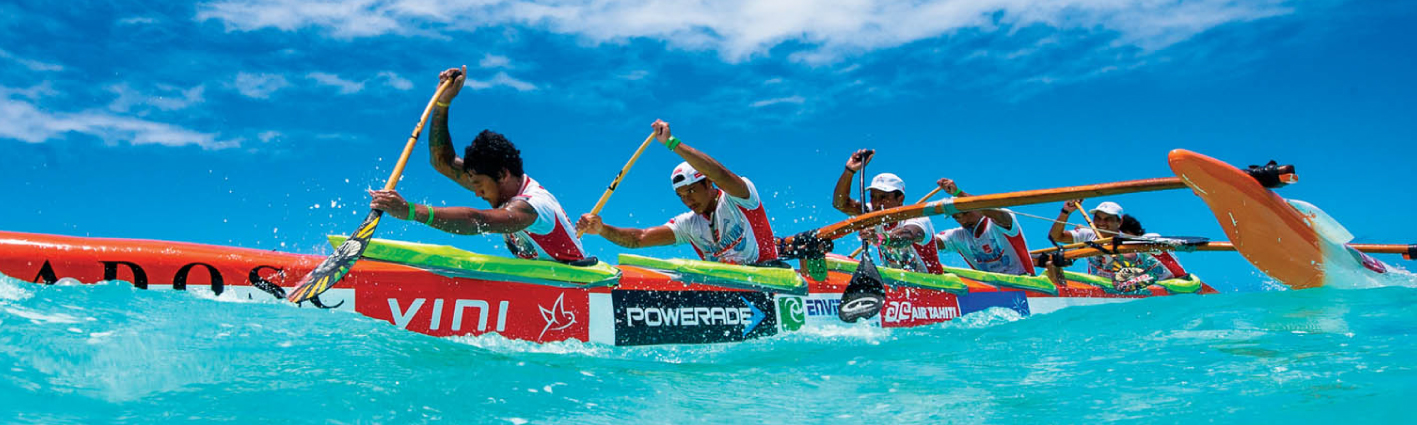 hawaiki nui course de pirogues en polynesie