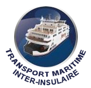 icône transports maritime inter-insulaire