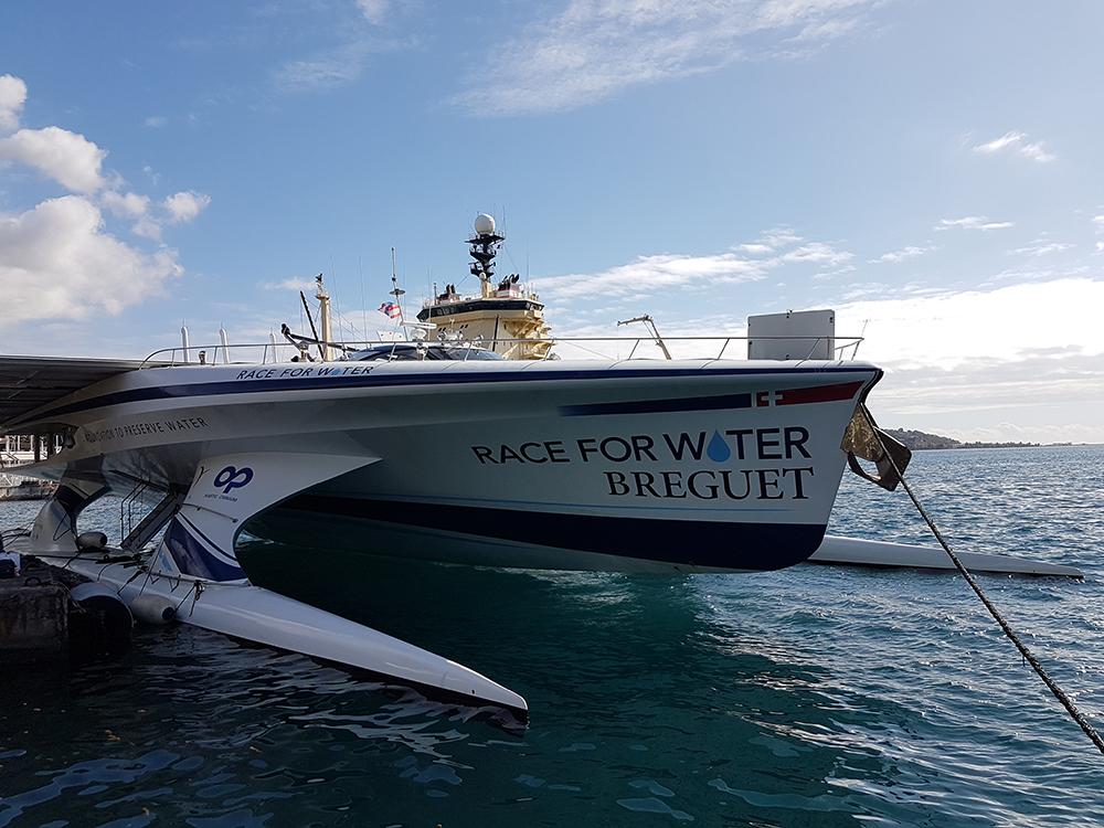 DPAM Actualites News Maritimes Mer Tahiti Polynesie