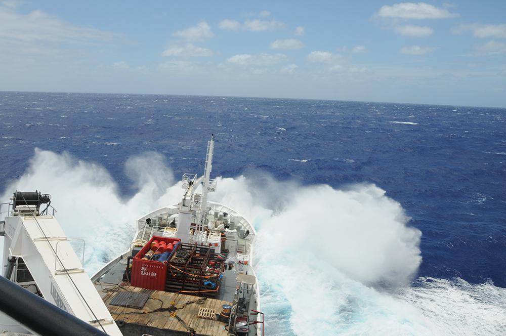 DPAM Cellule Navigation Circulation Maritime Espace Maritime Tahiti