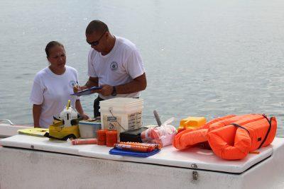 DPAM Cellule Securite Navires Bateaux Tahiti