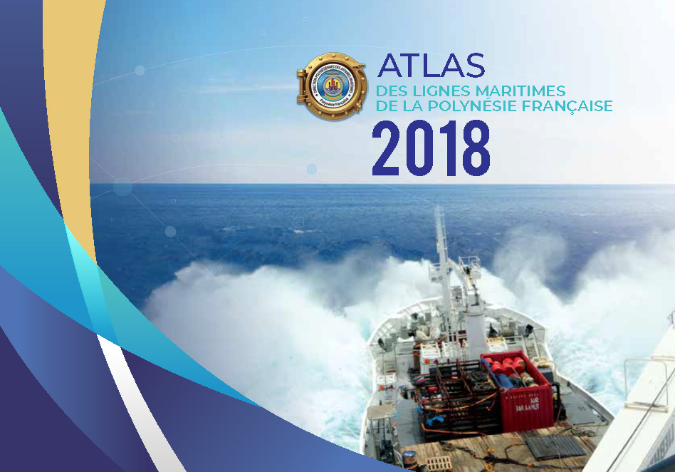 Couverture Atlas 2018 Direction Affaires Maritimes Polynesie Tahiti