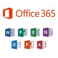 Suite bureautique cloud Microsoft Office 365