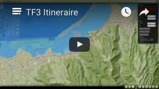 Tutoriel vidéo illustrant l'outil de calcul d'itinéraire dans Te Fenu@ (0:35)