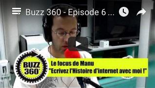 Buzz 360 Actualité numérique - Episode 6 (8:16)
