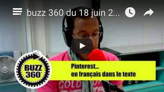 Buzz 360 Actualité numérique - Episode 10 (7:12)