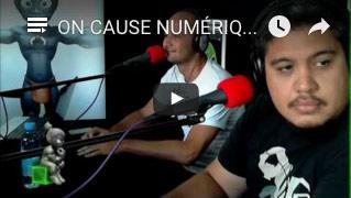 On cause numérique avec Junior et Bruno de Tahiti Nui Arena (14:37)