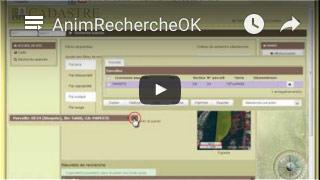Tutoriel vidéo illustrant les moyens de rechercher des informations dans OTIA (8:05)