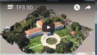 Tutoriel vidéo illustrant la 3D photogrammétrique (0:59)