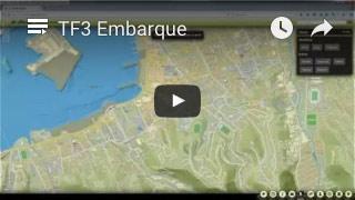 Tutoriel vidéo de illustrant la possibilité d'embarquer Te Fenu@ dans votre site (0:50)
