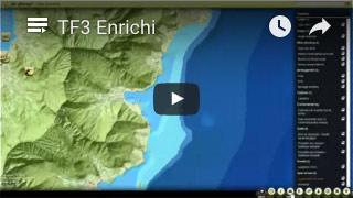 Tutoriel vidéo de illustrant la richesse des couches d'information dans Te Fenu@ (0:42)