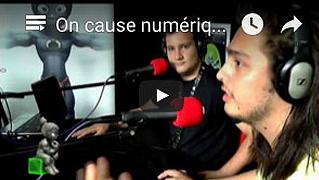 On cause numérique avec Christian Vanizette (15:57)