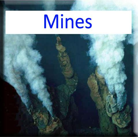 activités minières