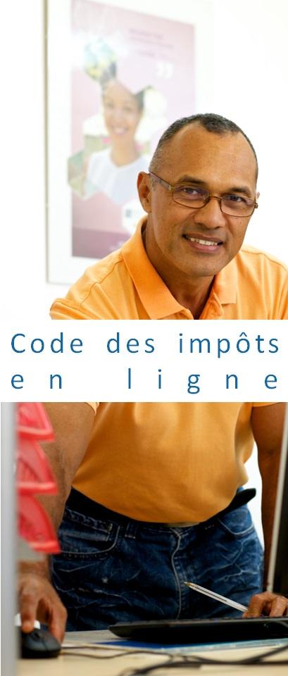 Code des impots en ligne