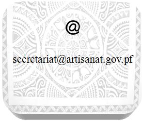 mail du service de l'artisanat