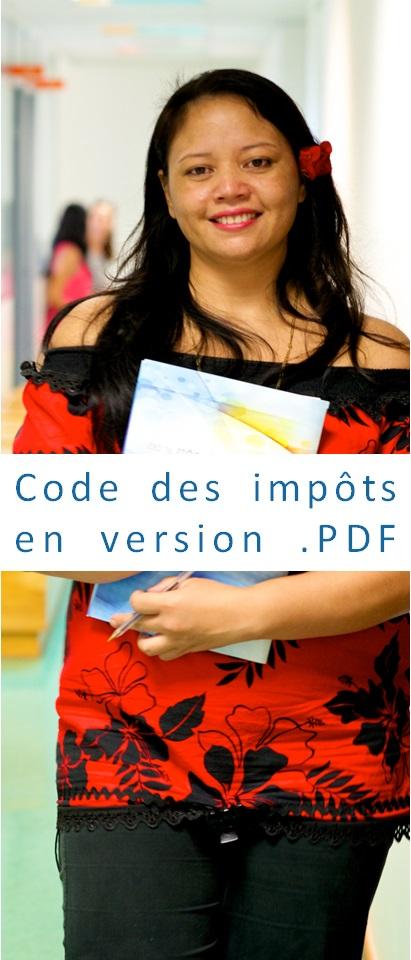 code des impots PDF